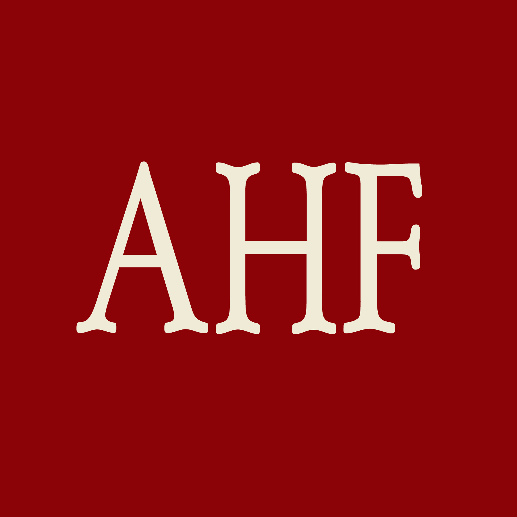 AHF • Cutting Edge Medicine